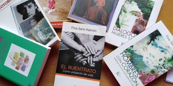 Domingo 16/06/2019 de 12 a 14 Fina Sanz firmará libros en la Feria del Libro de Madrid, caseta 193